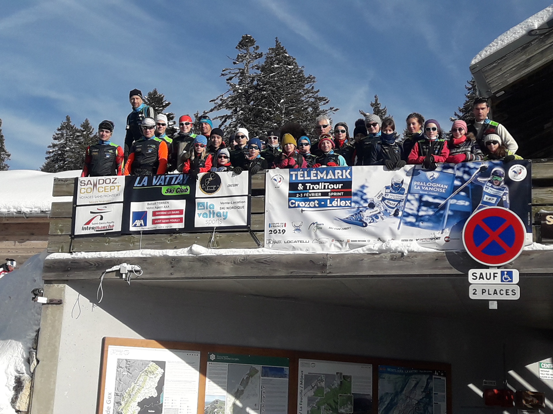Photo ski club